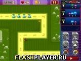 Игра Волшебный защитник - играть бесплатно онлайн