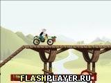 Игра Папай и гонка на байках - играть бесплатно онлайн