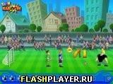 Игра Джонни Браво: Футбольный чемпионат - играть бесплатно онлайн