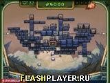 Игра Капитан Стальной Удар - играть бесплатно онлайн