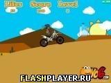 Игра Пустынный байк 2 - играть бесплатно онлайн