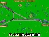 Игра Долина железных дорог 2 - играть бесплатно онлайн