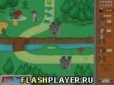 Игра К воротам - играть бесплатно онлайн