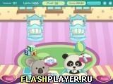 Игра Ясли для зверят - играть бесплатно онлайн