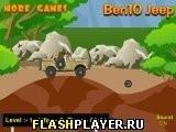 Игра Бен 10 - Джип - играть бесплатно онлайн