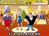 Игра Джонни Браво: Поцелуй - играть бесплатно онлайн