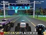 Игра 3Д полицейские монстр траки - играть бесплатно онлайн