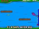 Игра Голодный Бегемотик - играть бесплатно онлайн