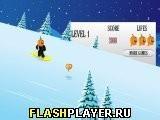 Игра Тыквенный сноуборд - играть бесплатно онлайн