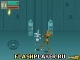 Игра Трибот-боец - играть бесплатно онлайн