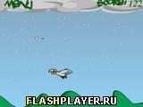 Игра Безумный бумажный самолётик - играть бесплатно онлайн