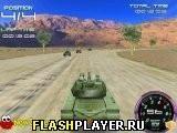 Игра 3Д гонки на танках - играть бесплатно онлайн