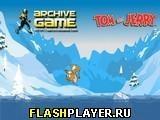 Игра Том и Джерри – Ледяной прыжок - играть бесплатно онлайн
