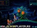 Игра Зомби гонщик - играть бесплатно онлайн