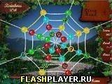 Игра Радужная паутина - играть бесплатно онлайн