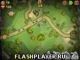 Игра Игрушечная оборона - играть бесплатно онлайн