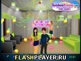 Игра Поцелуй на праздник - играть бесплатно онлайн