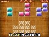 Игра Скользящие кубики – набор уровней - играть бесплатно онлайн