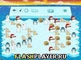 Игра Зимняя партия - играть бесплатно онлайн