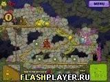Игра Защита от монстров 2 - играть бесплатно онлайн