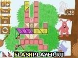 Игра Три кролика: сложение и вычитание - играть бесплатно онлайн