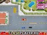 Игра Припаркуй грузовик Санты 2 - играть бесплатно онлайн