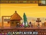 Игра Мультяшные гонки - играть бесплатно онлайн