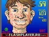 Игра Прыщи пройдут - играть бесплатно онлайн