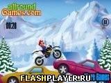 Игра Марио и зимний триал 2 - играть бесплатно онлайн