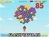Игра Пузырьковое небо - играть бесплатно онлайн