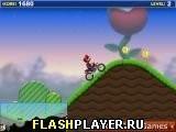 Игра Марио байк - играть бесплатно онлайн