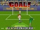 Игра Евро 2012: Пенальти - играть бесплатно онлайн