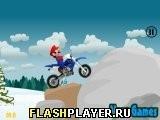 Игра Марио и зимний триал - играть бесплатно онлайн