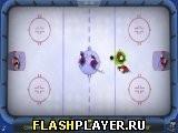 Игра Хоккей 3 на 3 - играть бесплатно онлайн
