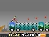 Игра Тяжёлый грязный байк - играть бесплатно онлайн