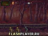 Игра Зомби выживание: Спецмиссия - играть бесплатно онлайн