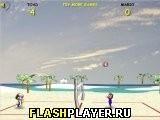 Игра Марио и пляжный волейбол - играть бесплатно онлайн