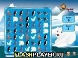 Игра Ледяной пазл - играть бесплатно онлайн