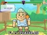Игра Яростный боец - играть бесплатно онлайн