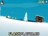 Игра Лыжное сафари - играть бесплатно онлайн