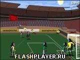 Игра Смертельное пенальти – Мировой кубок - играть бесплатно онлайн