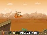 Игра Флинстоуны: Гонки - играть бесплатно онлайн