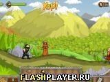 Игра Ниндзя и слепая девушка 2 - играть бесплатно онлайн