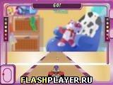 Игра Лиззи МакГир Турбо Гонщица - играть бесплатно онлайн