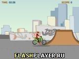 Игра Мото трюки - играть бесплатно онлайн