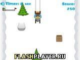 Игра Приключения снегохода - играть бесплатно онлайн