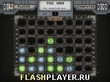 Игра Соедини мины - играть бесплатно онлайн