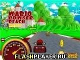 Игра Марио карт – Проклятье грибного королевства - играть бесплатно онлайн