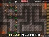 Игра Защити сокровища дьявола - играть бесплатно онлайн