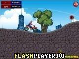 Игра Спайдер-мен и супер байк - играть бесплатно онлайн